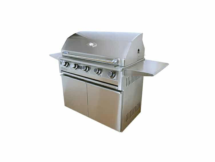 "38"" Allegra Grill Freestanding Grill"