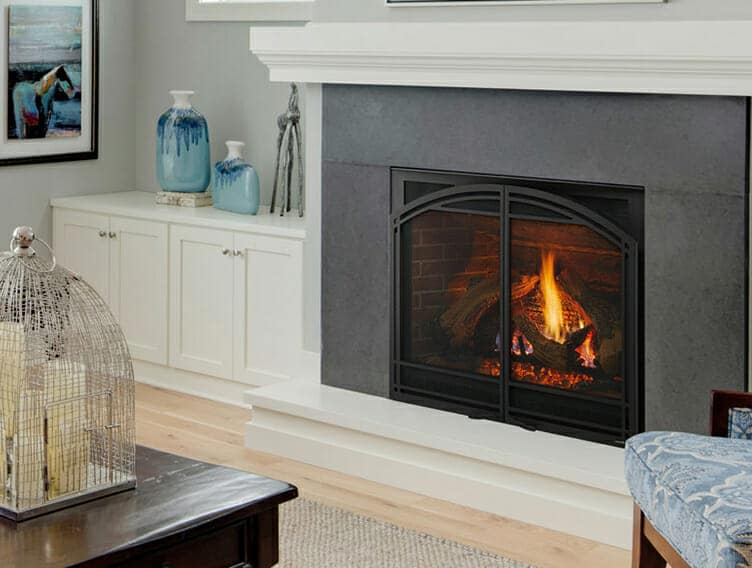 8000 Series Gas Fireplace