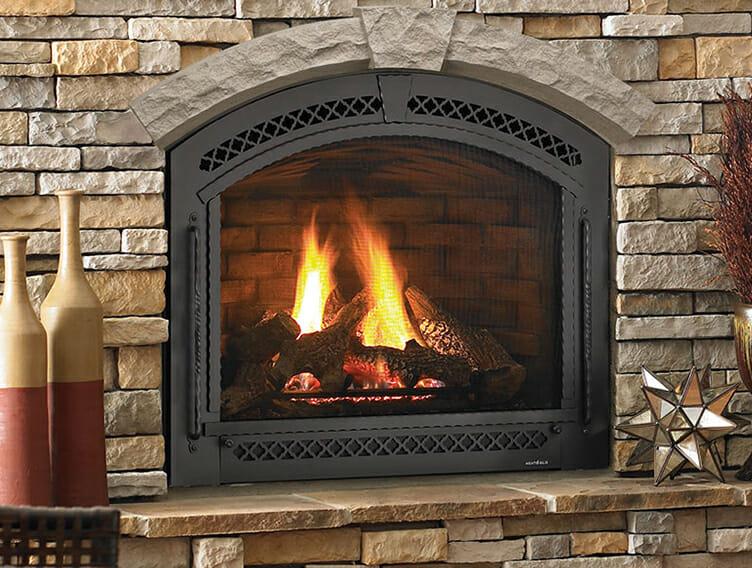 Cerona Gas Fireplace Encino Fireplace Shop