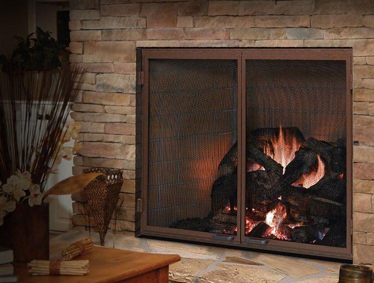 Birmingham Wood Fireplace