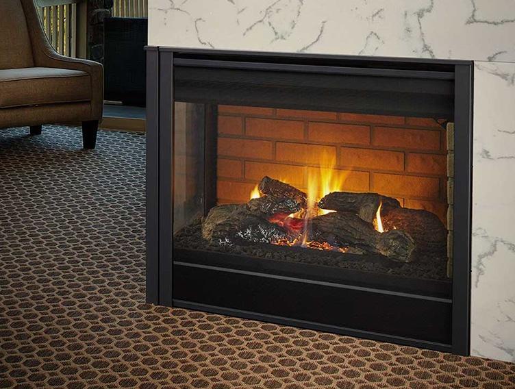 Corner Gas Fireplace Encino Fireplace Shop