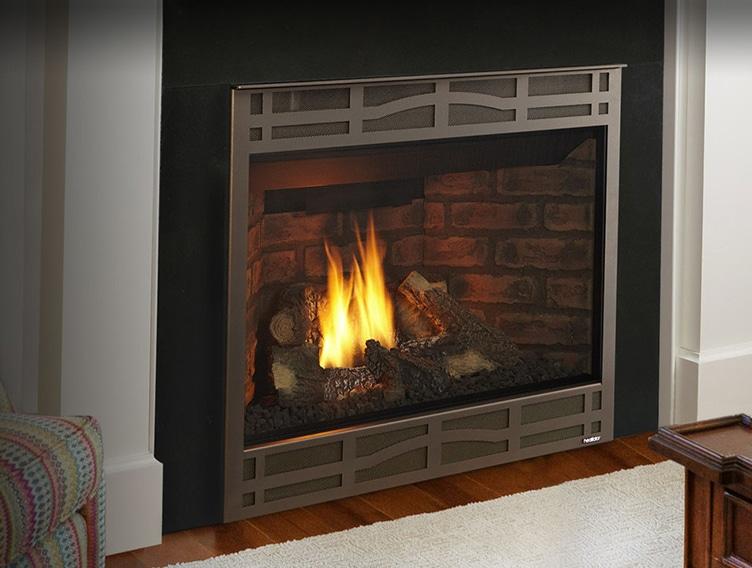 Novus Gas Fireplace Encino Fireplace Shop