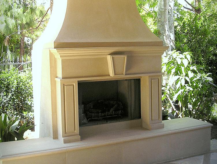 Custom Fireplace Mantel Encino Fireplace Shop