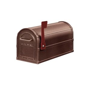 Deluxe rural mailbox