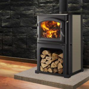 Discovery iii wood stove