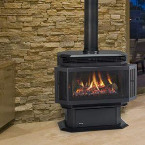 Hudson bay gas stove