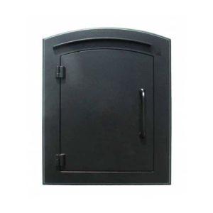 Manchester door black