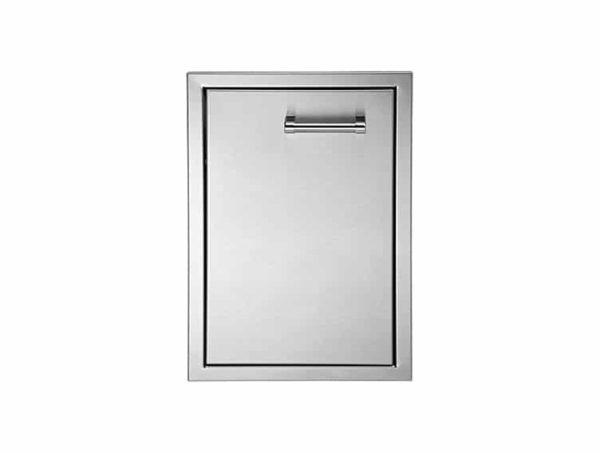 Single access door