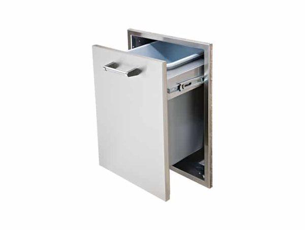 Tall trash drawer