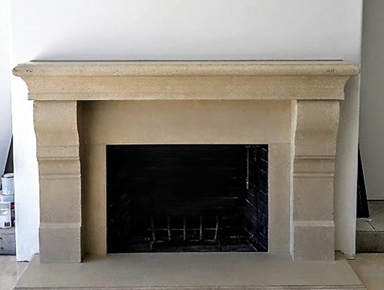 Tuscan Fireplace Mantel Encino Fireplace Shop