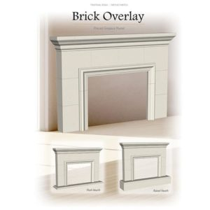 Brick overlay