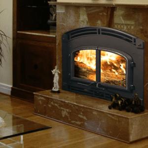 7100 wood fireplace 2