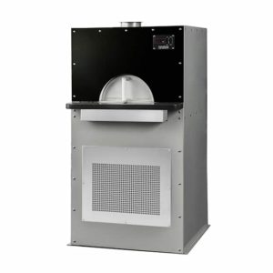 Model 60-PAG Gas fired pre assembled oven angle