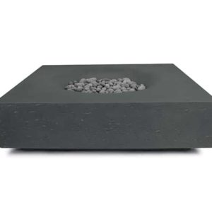 I series Fire Table Charcoal