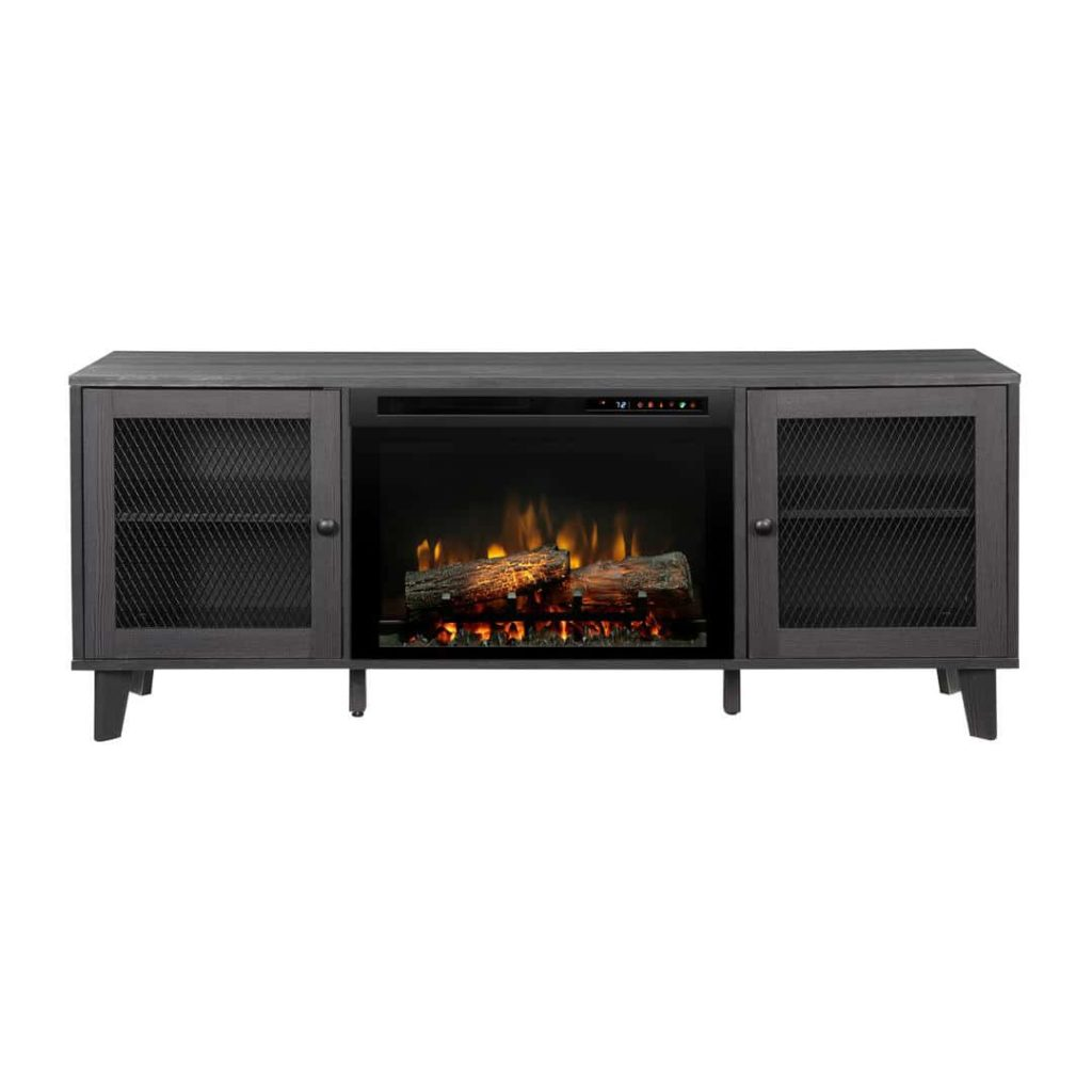 Electric Fireplace Media Console Encino Fireplace, Dean Media Console Electric Fireplace, Encino Fireplace Shop, Encino Fireplace Shop
