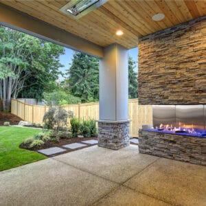 Outdoor Fireplace Outdoor Gas Fireplaces Encinofireplace Com